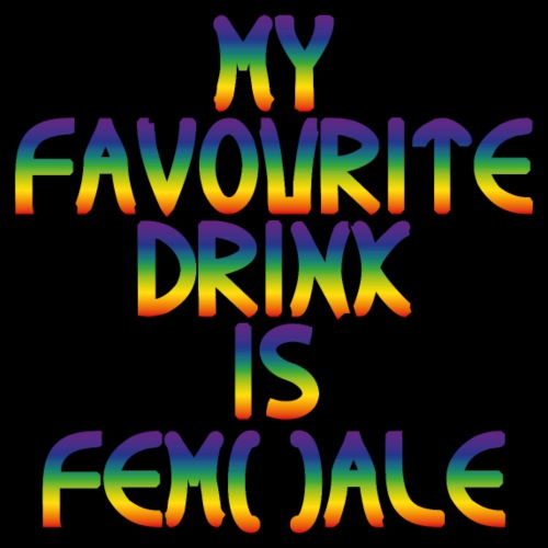 FEM ALE - Men's T-Shirt