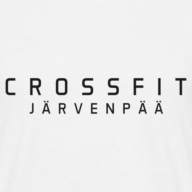CrossFit Järvenpää mustateksti