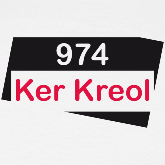 Logo 974 Ker Kreol - 2013