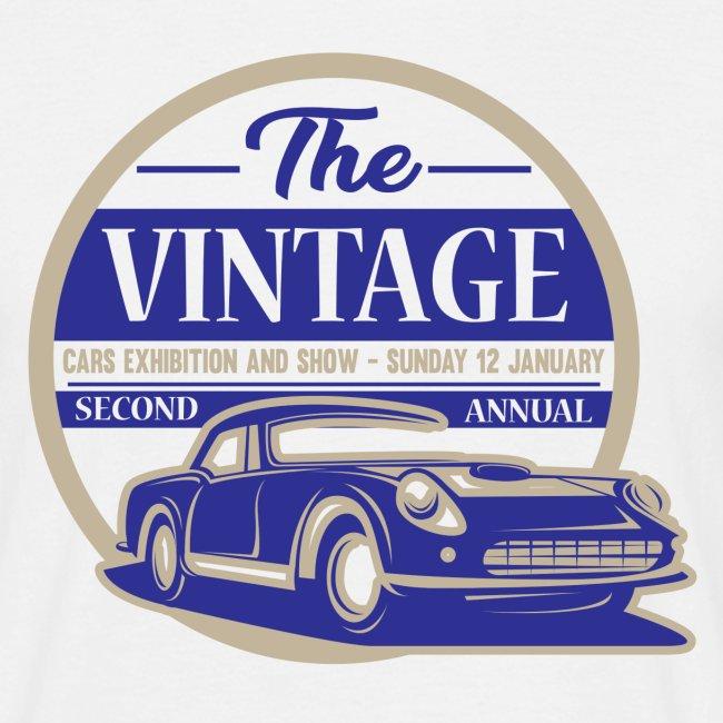 Vintage Bil - Car Exhibition