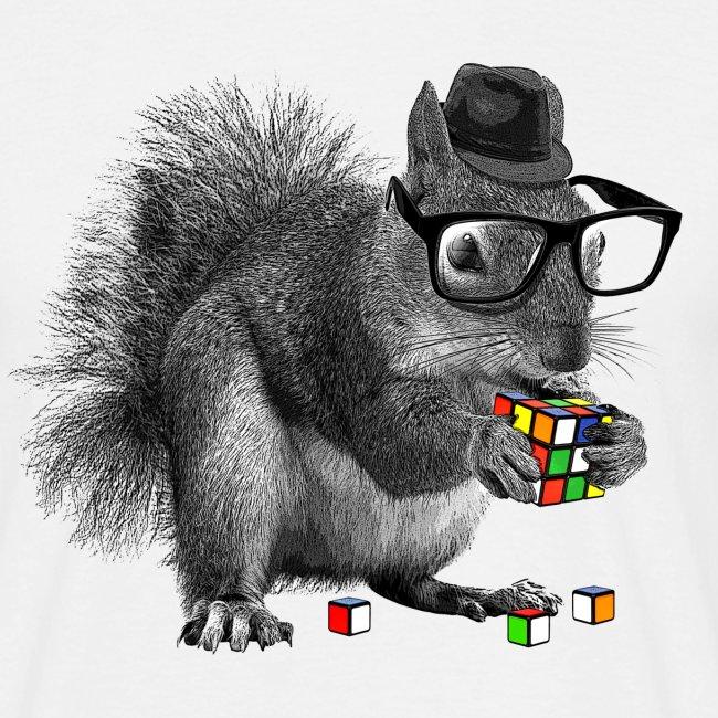 Rubik's Squirrel