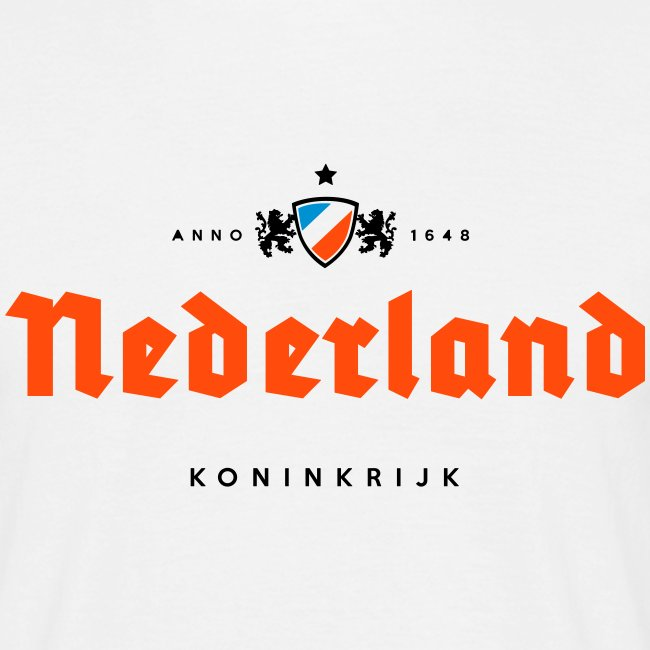 Nederland beerlabel