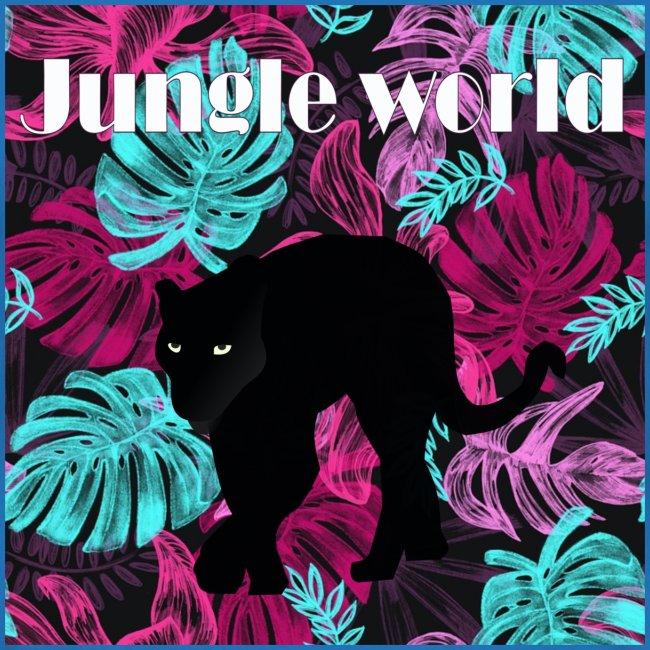 Jungle world panthere c