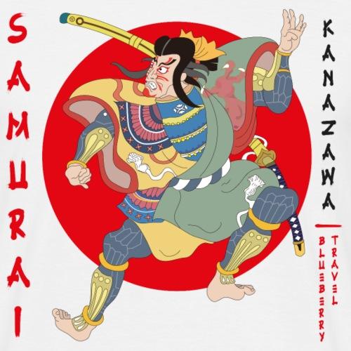 Kanazawa Samurai - Maglietta da uomo