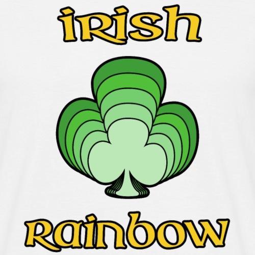 Irish rainbow - T-shirt Homme