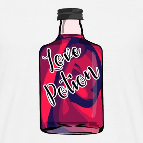 Love potion - T-shirt Homme