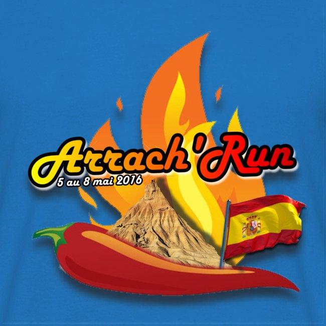 ARRACH RUN 1