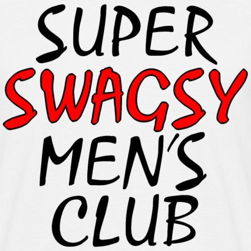 SUPER SWAGSY MEN'S CLUB Manpower Geschenk Ideen