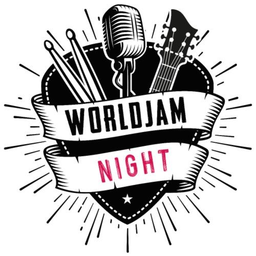 WorldJam Night - Men's T-Shirt