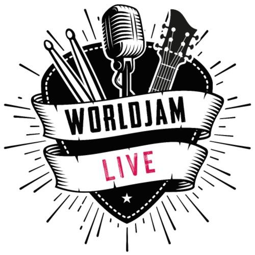WorldJam Live - Men's T-Shirt