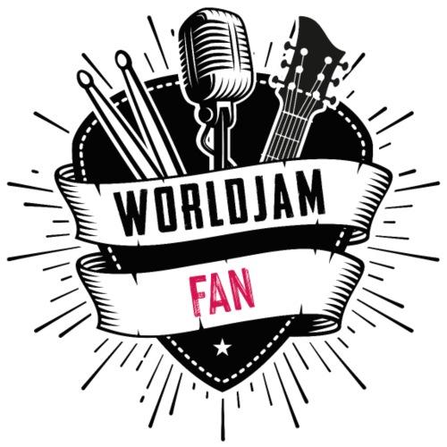 WorldJam Fan - Men's T-Shirt
