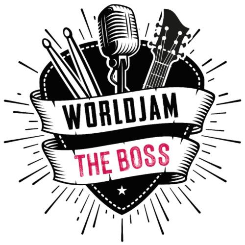 WorldJam The Boss - Men's T-Shirt