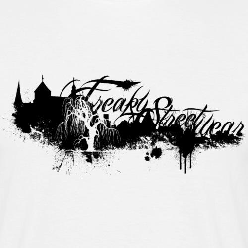 Freaky Streetwear - Gladbach rockt! - Männer T-Shirt