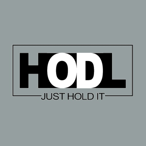 Just HOLD It - Camiseta hombre