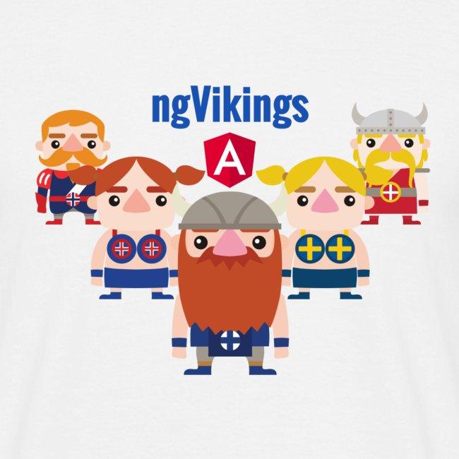 Viking Friends