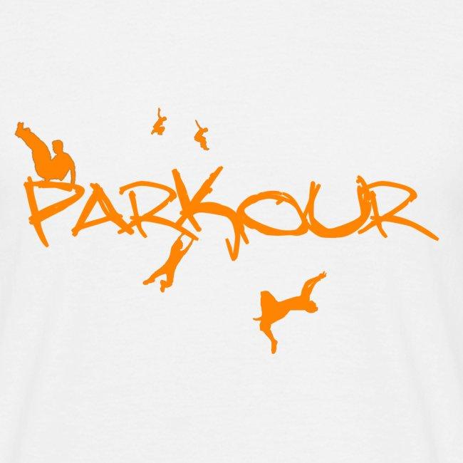 Parkour Orange