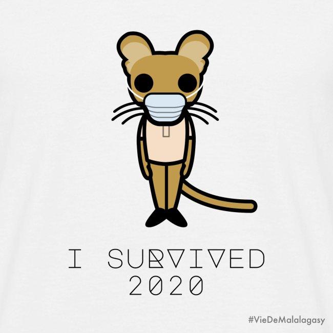 I survived 2020 fosa version