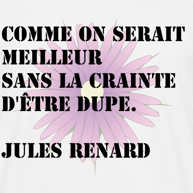 Citation de Jules Renard