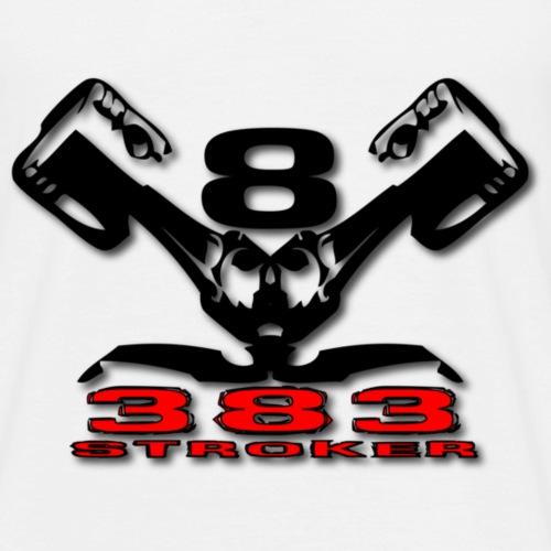 383s v8 - Herre-T-shirt