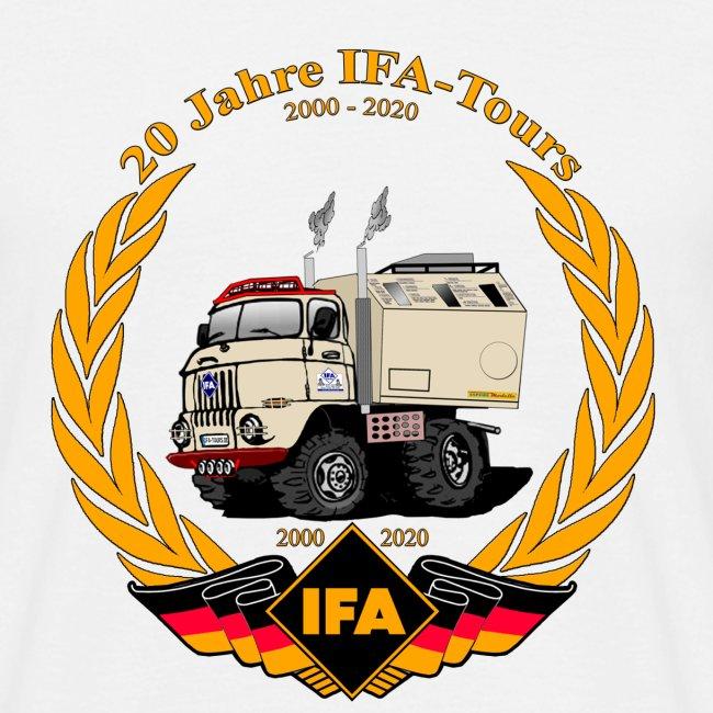 IFA Tours Jubilaeum 20 Jahre