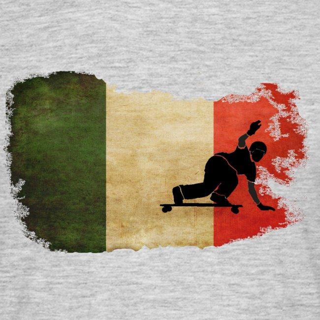 Italien Longboard Skater Community