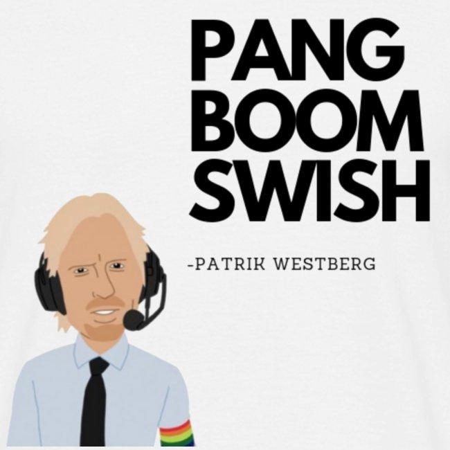 Patrik Westberg - pang boom swish
