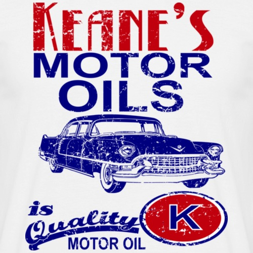 keanes - Herre-T-shirt