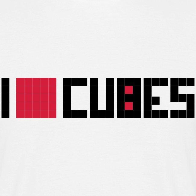 I Love Cubes
