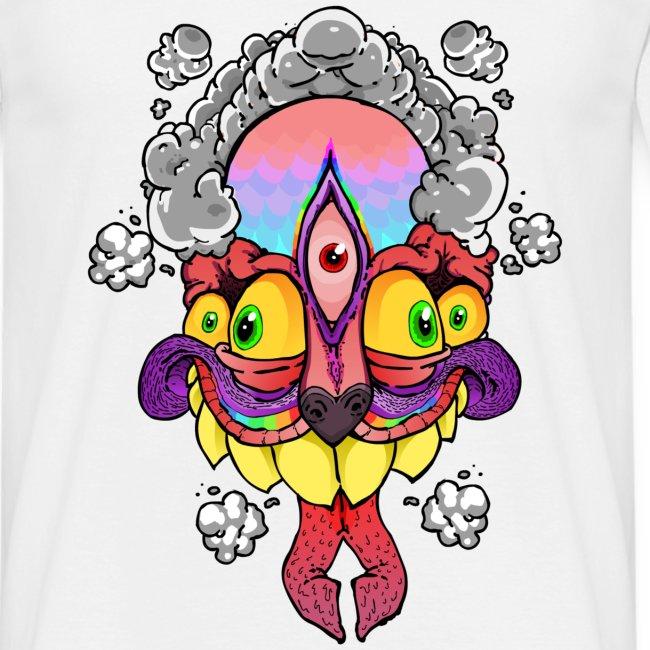 206194 peanutbutterclawk high flyin t shirt desig