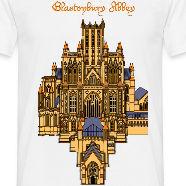 glastonbury abbey png