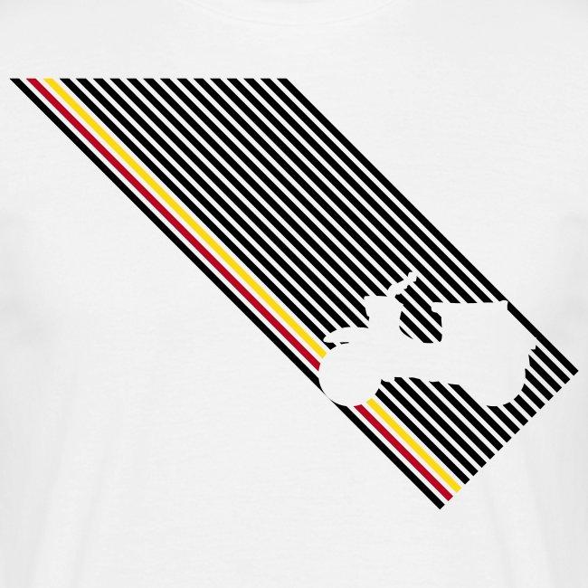 schwalbe streifen diagonal