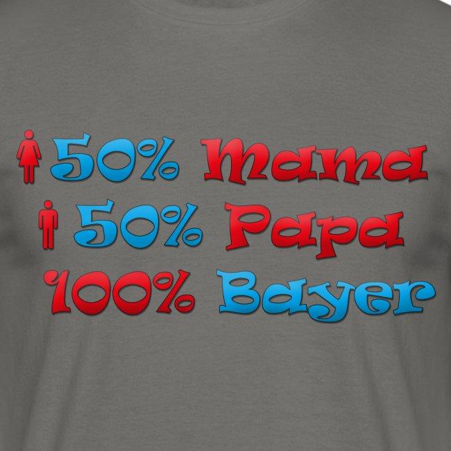 50 Mama 50 Papa 100 Bayer