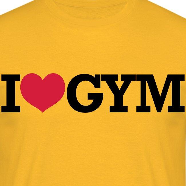 I Love Gym - Bodybuilding, Crossfit, Fitness