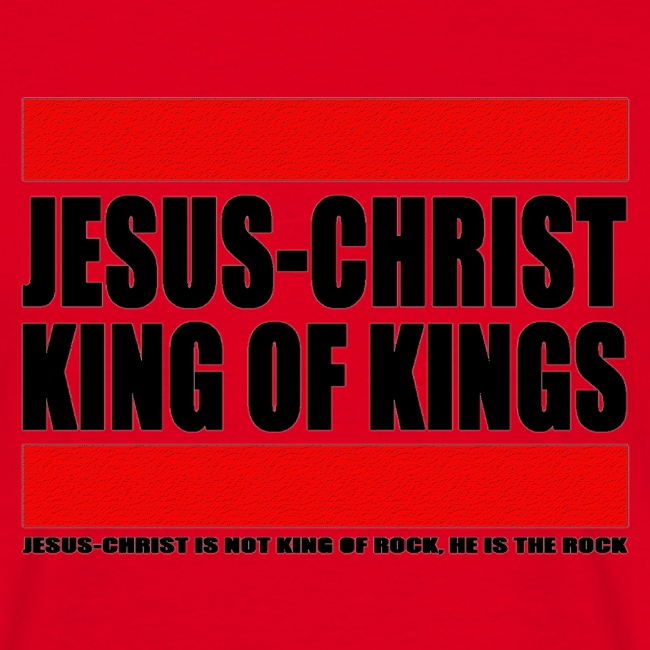 Jesus Christ King of kings 2
