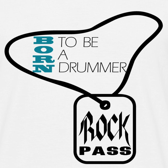 Born to be a drummer