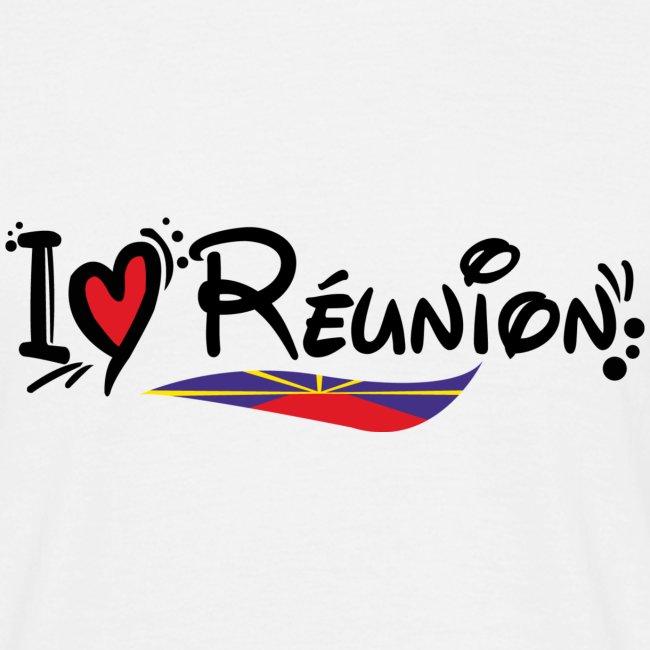 i love Réunion