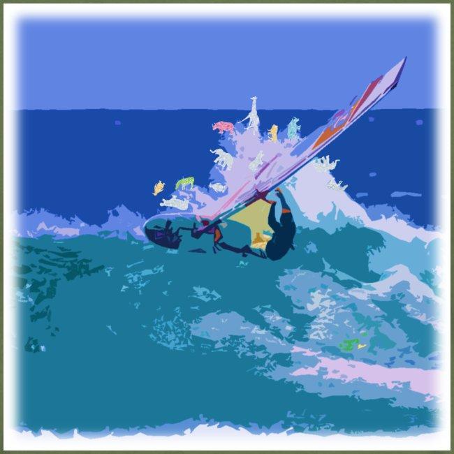 windsurf animals 1
