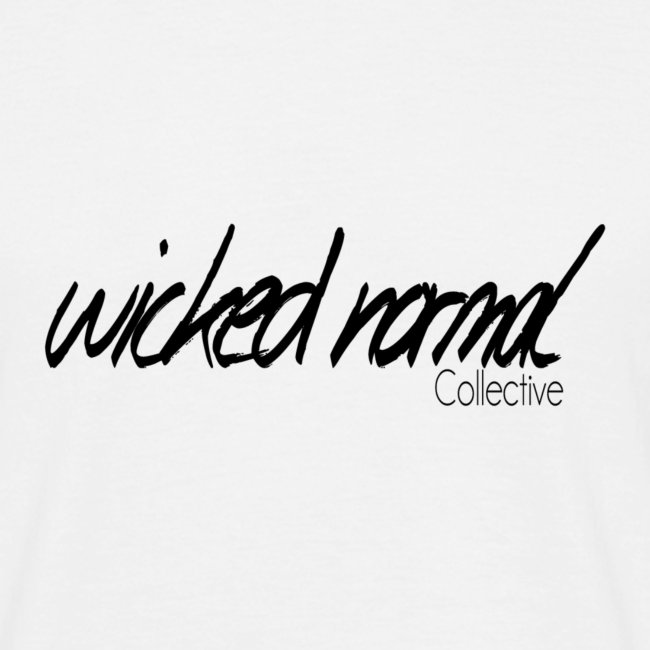 "Wicked Normal Collective ""Classic"" White"