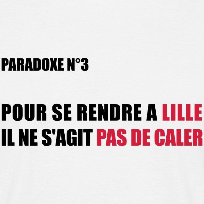 paradoxe LILLE