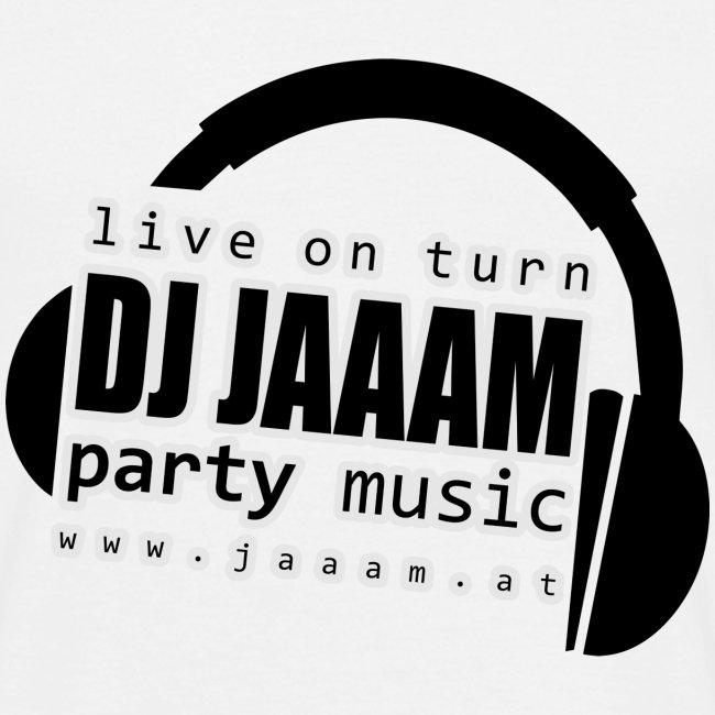 logo dj jaaam partymusic pos obj