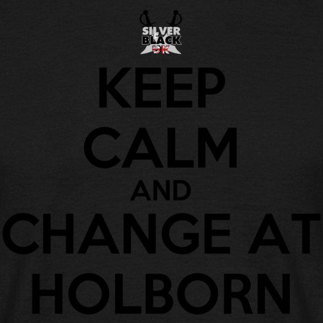 Change at Holborn