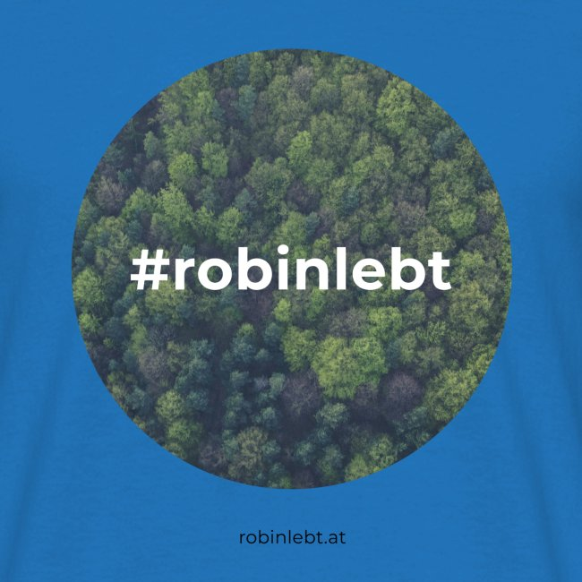 #robinlebt Wald 1