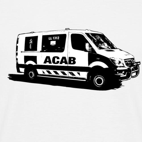 ACAB - Miesten t-paita