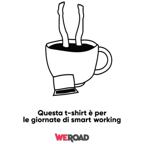 T-shirt smart working