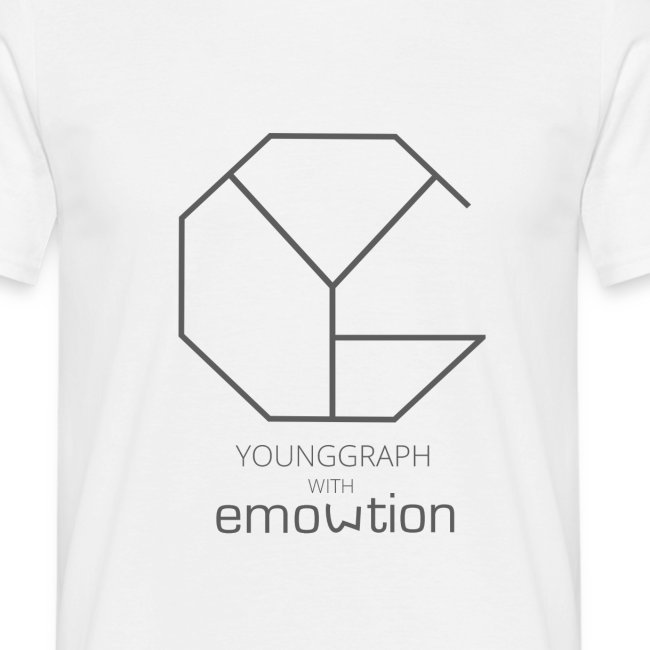 YoungGraph With EmoWtion - Tee-Shirt Homme Light
