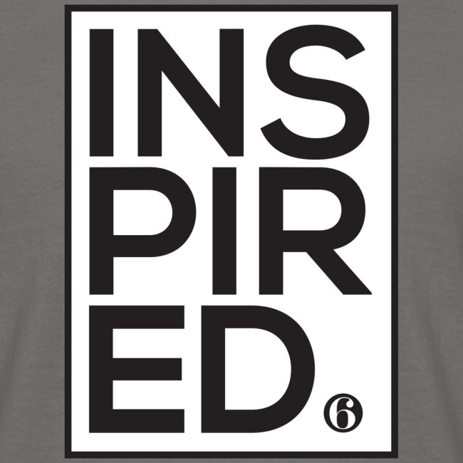 Inspired6 Tee White