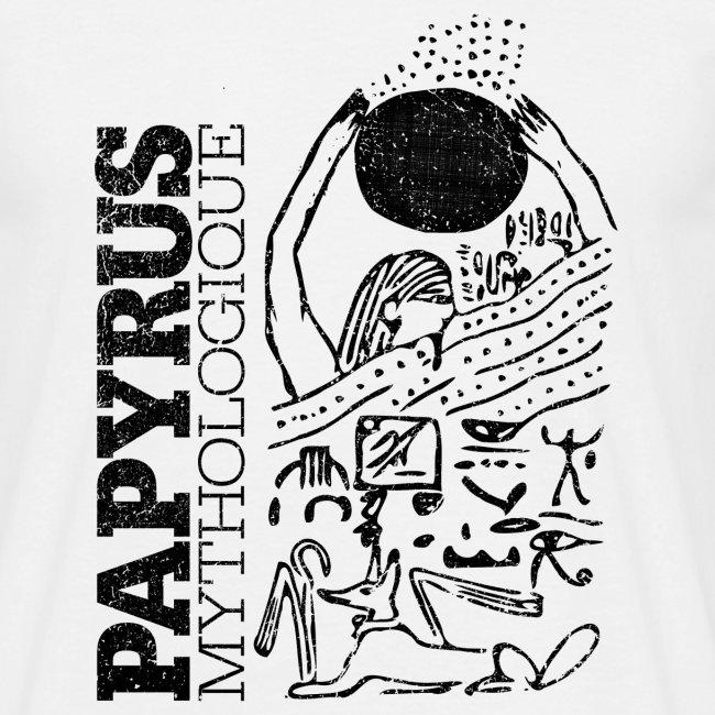 Papyrus Mythologique (musta)