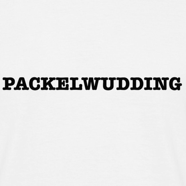 Packelwudding