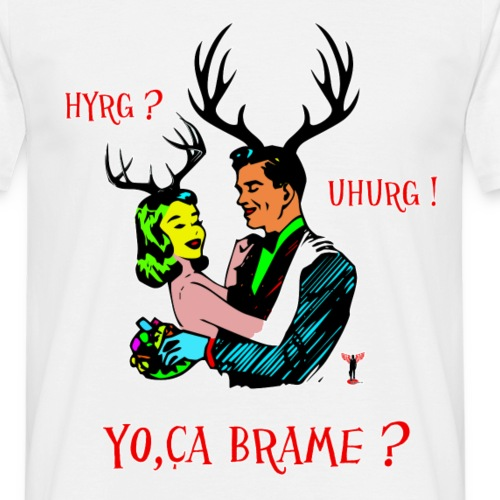 brame 1 png - T-shirt Homme
