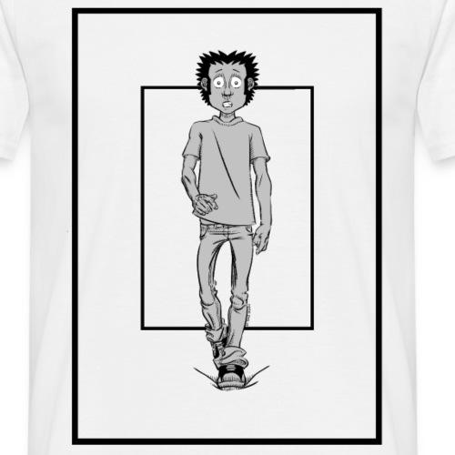 Steve - Just in Cases - Männer T-Shirt